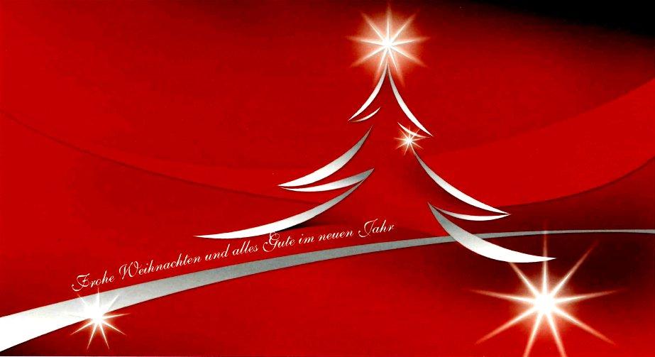 frohe Weihnachten : Kühhorn